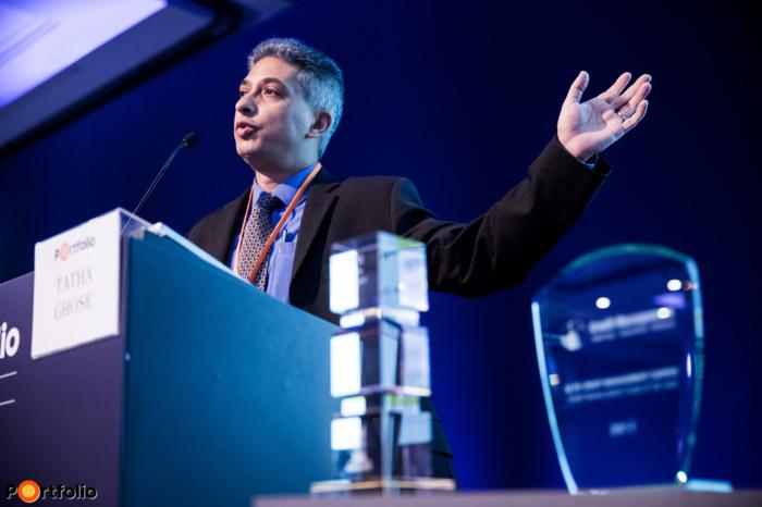 Tatha Ghose (Senior EM Economist, Commerzbank AG, FX & EM Research, Corporate Clients): Macroeconomic trends in the world economy