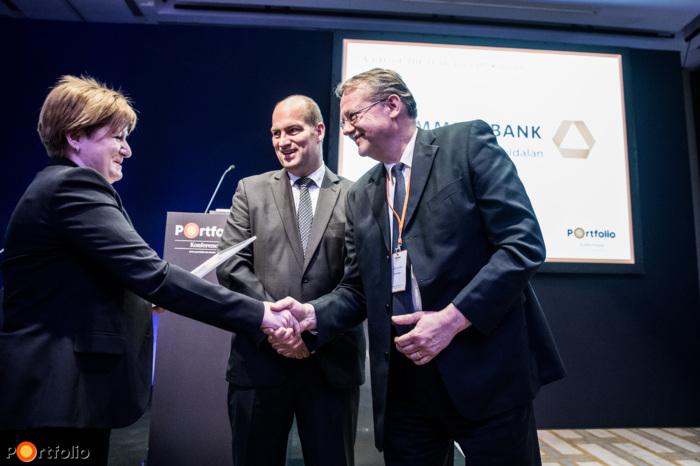 Béla Balog (Rába Group) - CFO of the year award nominee
