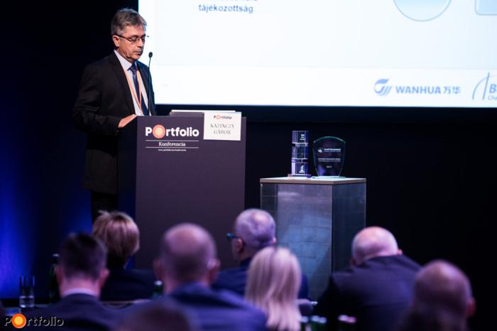 Gábor Kazinczy (Credit Management Specialist, Borsodchem Zrt.): Supporting area or balance? – Credit Management at BorsodChem Zrt.
