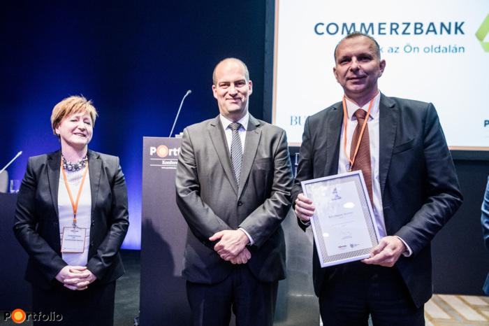 Mihály Kotormán (KITE Zrt.) - CFO of the year award nominee