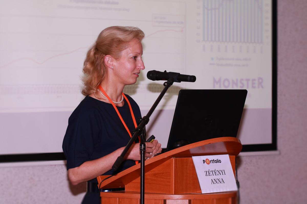 Zétényi Anna (Country Manager, Monster.hu): Régiós munkaerő-piaci helyzetkép, kihívások a HR-politikában