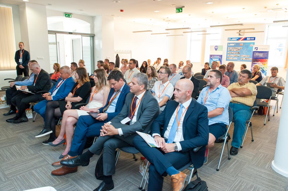 Nyugat-magyarországi Gazdasági Fórum 2017 - Győr (június 14., Leier City Center)