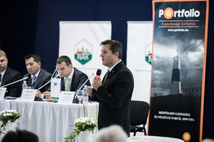 Fórián Zoltán (vezető agrárszakértő, Takarékbank Agrár Központ)