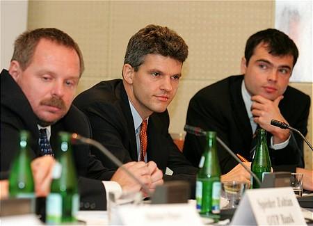 Spéder Zoltán, Polacsek Csaba, Vaszily Miklós