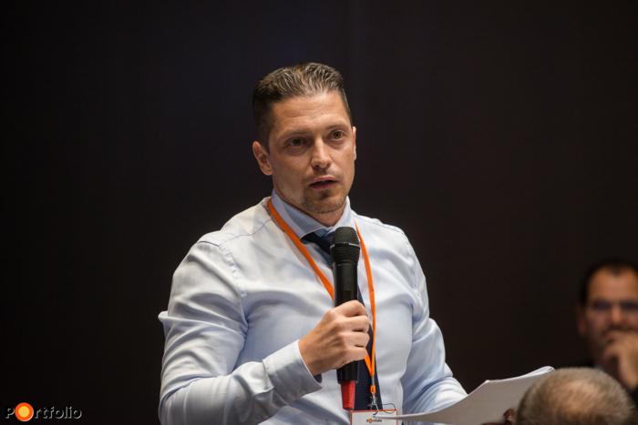 Sipőcz Péter (Chief Investment Product Manager, Raiffeisen Bank): MiFID-tesztek – online vagy papír alapon?