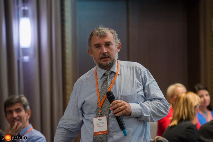 Horváth Gábor (főosztályvezető - Treasury és Értékpapír Elszámolás, UniCredit Bank Hungary Zrt.): Költségtranszparencia – mire mennyit?