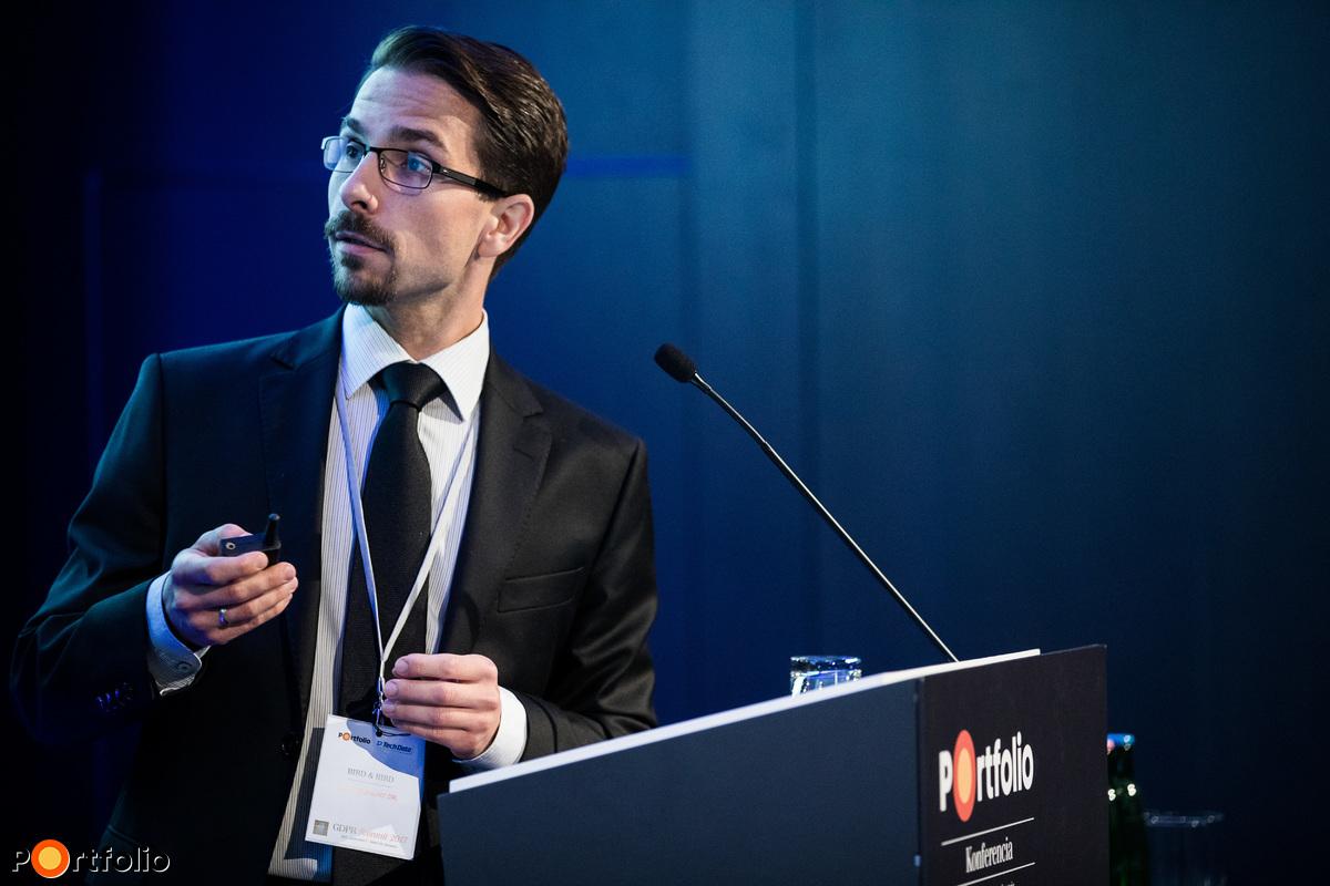Dr. Halász Bálint (ügyvéd, Bird & Bird): Adatvédelmi incidensek kezelése – praktikus tanácsok a telco szektorban szerzett tapasztalatok alapján