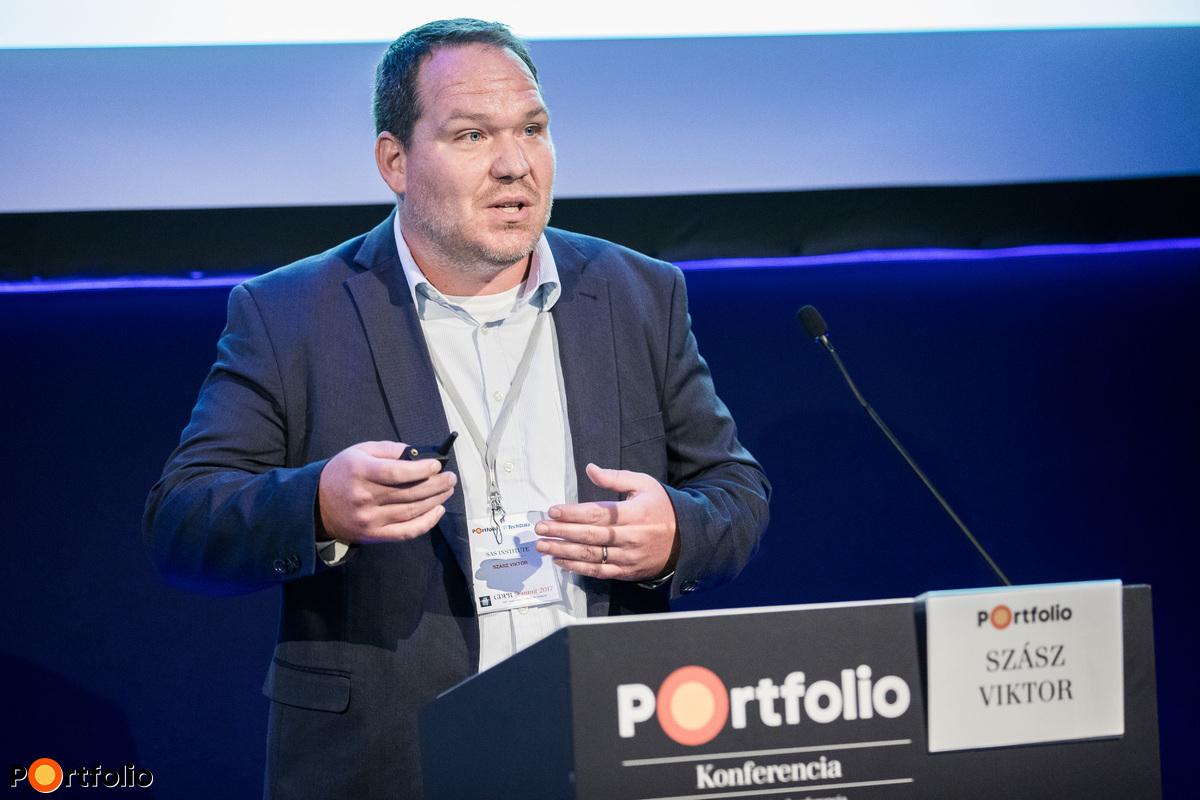 Szász Viktor (Business Analytics Presales Consultant, SAS Institute): 5 lépés a GDPR megfeleléshez – a szabályozásból eredő terhektől a benne rejlő lehetőségekig