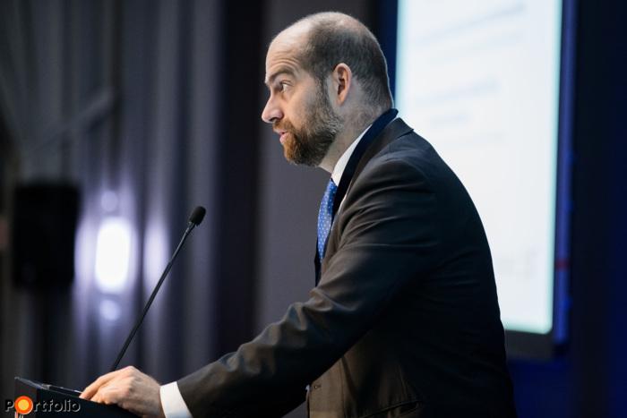 Bán Zoltán, a Net Média Zrt. vezérigazgatója köszöntötte a vendégeket