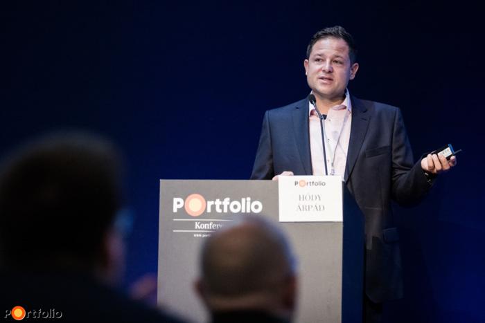 Hódy Árpád (Sr. Solution Sales Professional, Microsoft Hungary): A GDPR-megfelelőség gyorsabbá tétele a Microsoft ajánlásaival