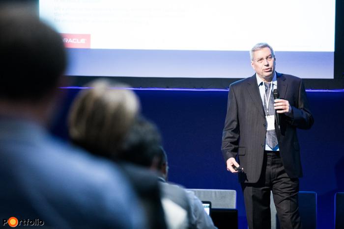 Szuhai Gusztáv (Sales Manager, Security termékek, Oracle): A GDPR adatvédelmi oldala