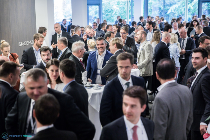 CEE Property Forum 2017 - Coffee break and networking
