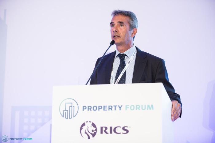 Pál Dános MAISz, MRICS (Director, KPMG): Launching of the Property Lending Barometer 2017