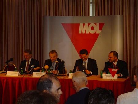 Ruhrgas-MOL tájékozatató