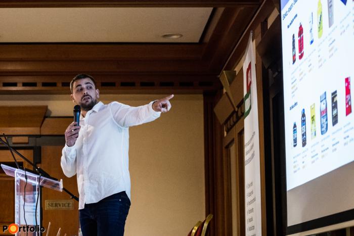 Portik Cseres Zalán (Digital Marketing Strategist, BioTechUSA)