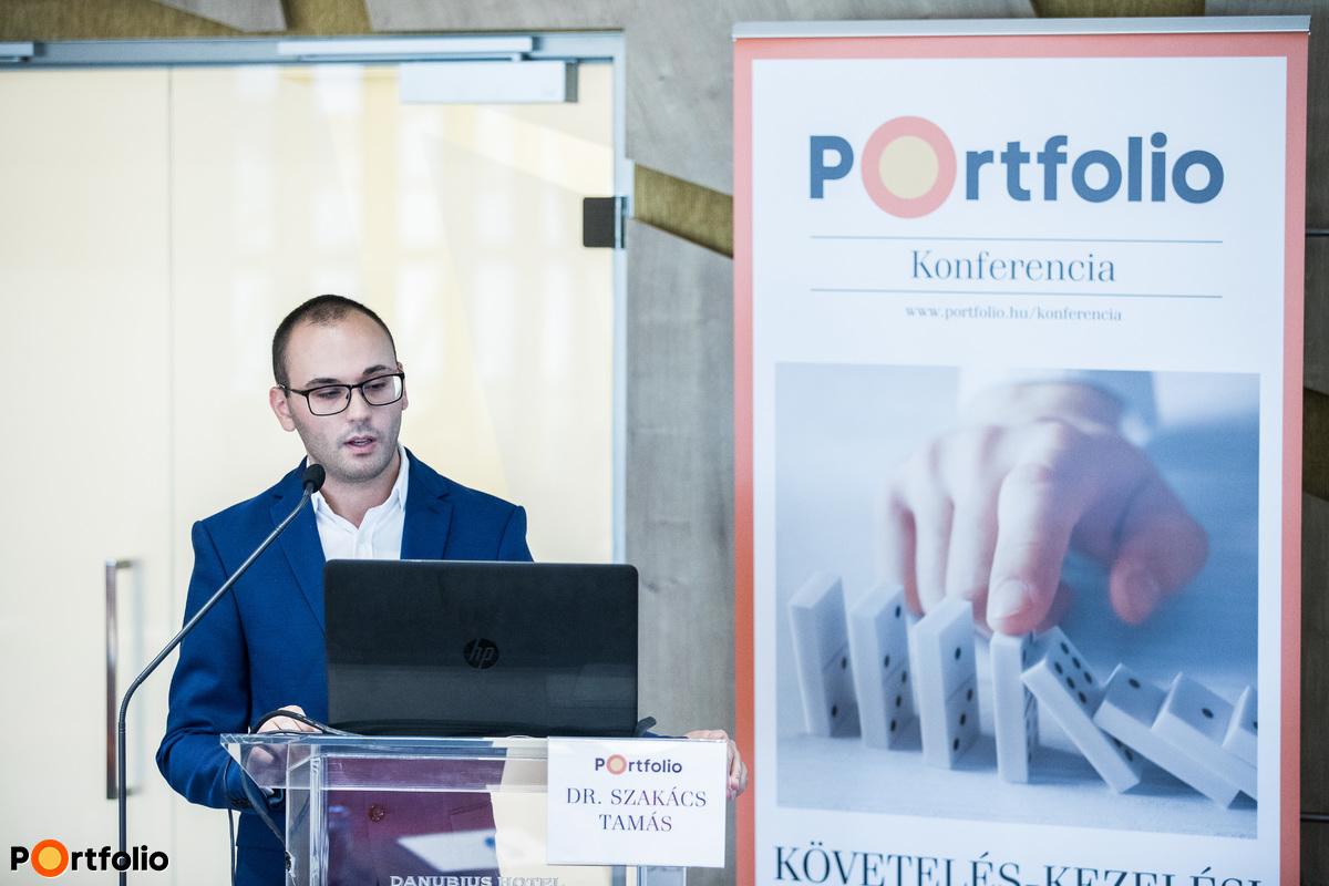 dr. Szakács Tamás (senior jogi előadó, belső adatvédelmi felelős, EOS Magyarország): Zálogjogosulti igényérvényesítés a végrehajtási eljárásban