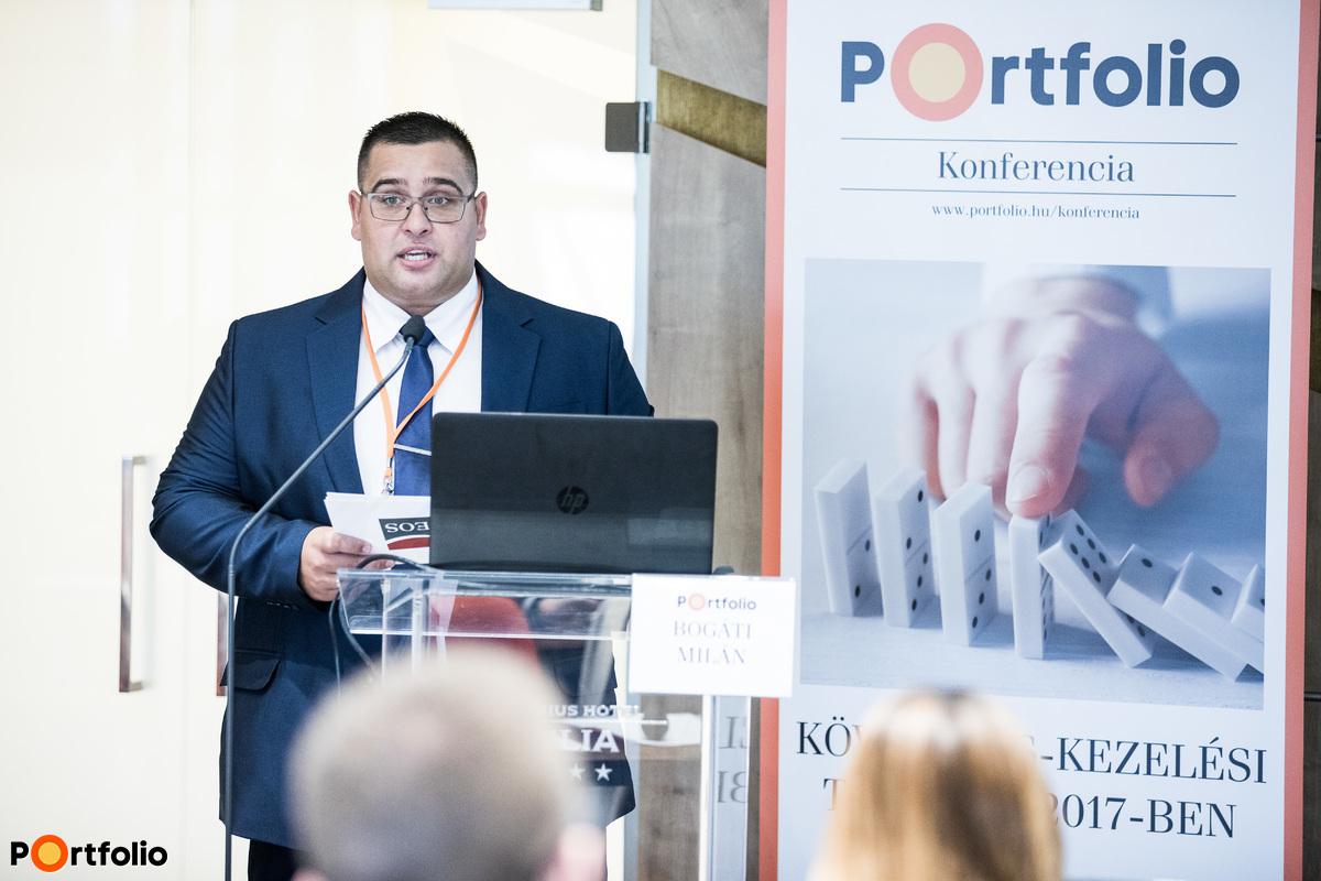 Bogáti Milán (értékesítési osztály, EOS Magyarország): 2017 Európai Fizetési szokások tanulmány