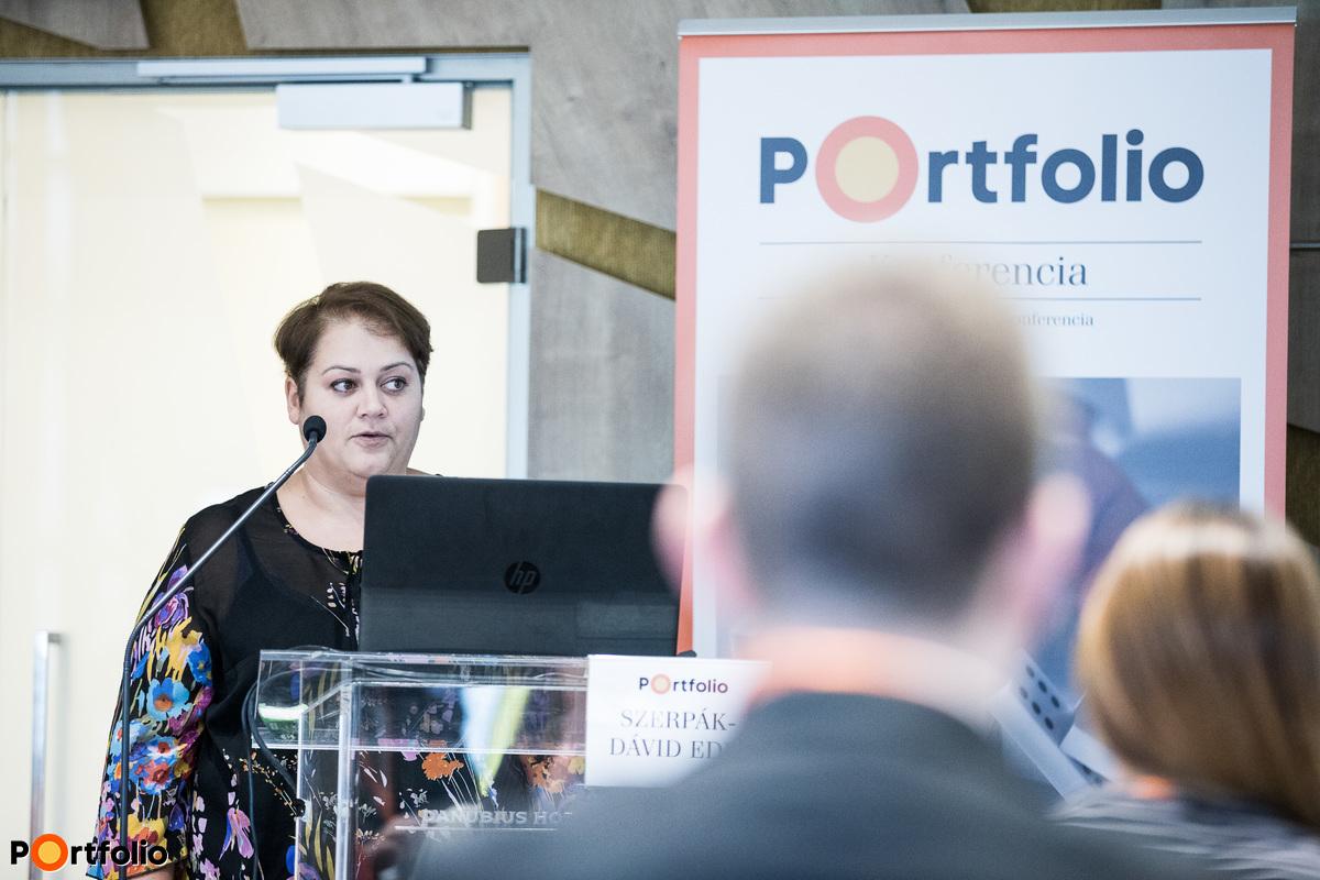 Szerpák-Dávid Edit (kintlévőség kezelési csoportvezető, Prímaenergia Zrt.): Követelés-kezelési folyamatok optimalizálása