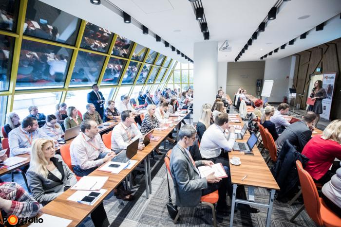Több mint 70 fő részvételével került megrendezésre a Követelés-kezelési trendek 2017 – Jogi és nemjogi folyamatok a gyakorlatban konferencia