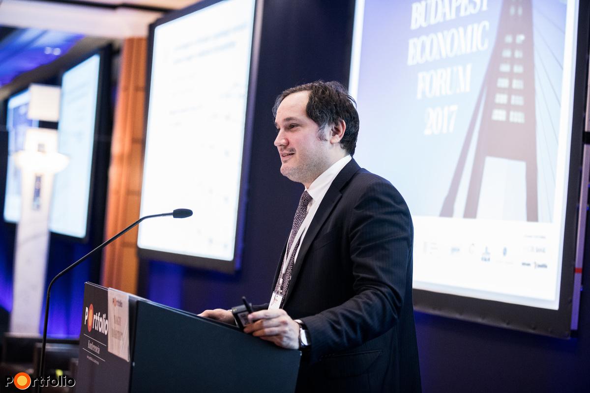 Nagy Márton (alelnök, Magyar Nemzeti Bank): Monetáris politika Magyarországon