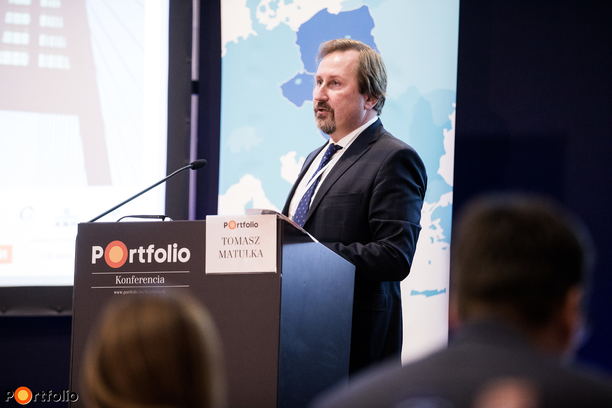 Tomasz Matulka (Head of International Relations Office, Bank Gospodarstwa Krajowego, Poland): BGK's overview