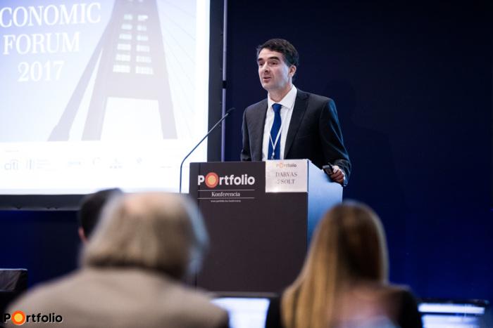 Darvas Zsolt (vezető kutató, Bruegel Intézet): Az EU-integráció mélyülésének várható irányai és kihívásai