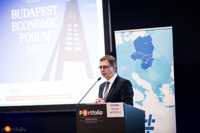 Peter Dittrich (Vice-Chairman, SZRB Asset Management): Funding of Investment  Opportunities in Slovakia