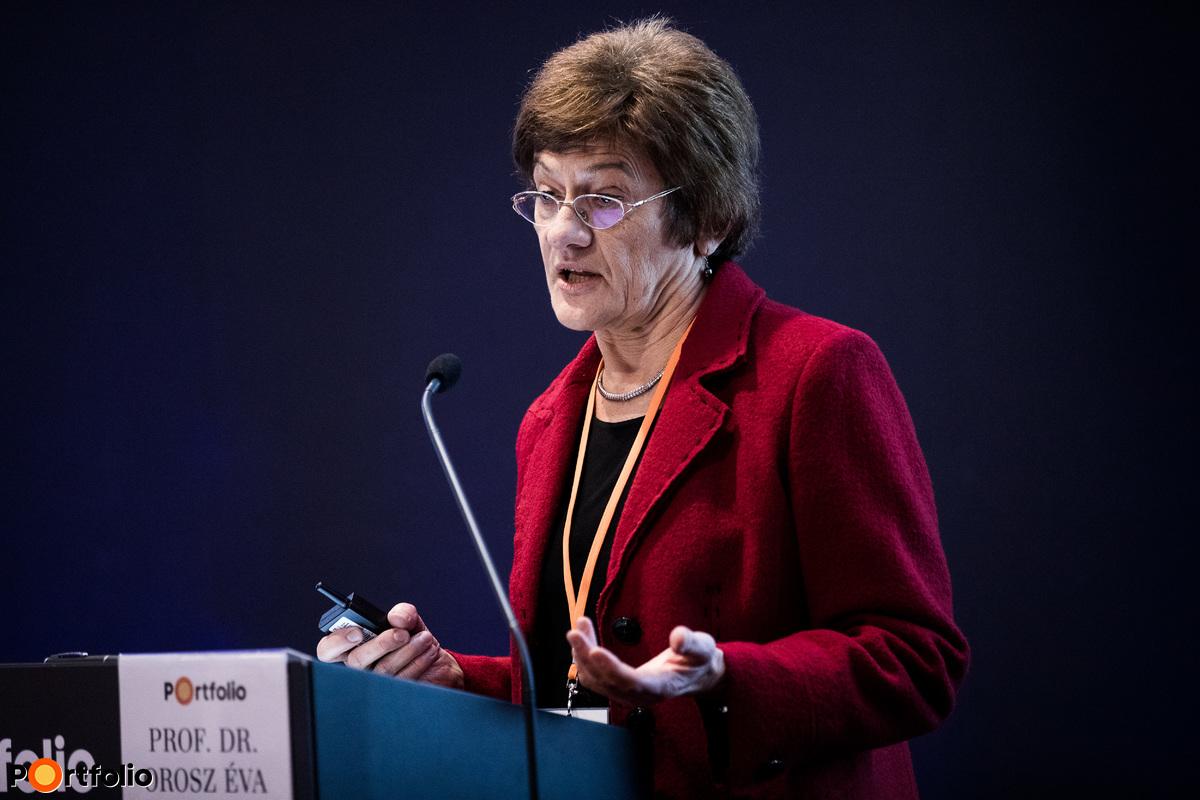 Prof. Dr. Orosz Éva (egyetemi tanár, Szociálpolitika doktori program vezetője, ELTE Társadalomtudományi Kar): Esélyek az egészségre és egészségügyi ellátásra: helyzetünk nemzetközi összehasonlításban
