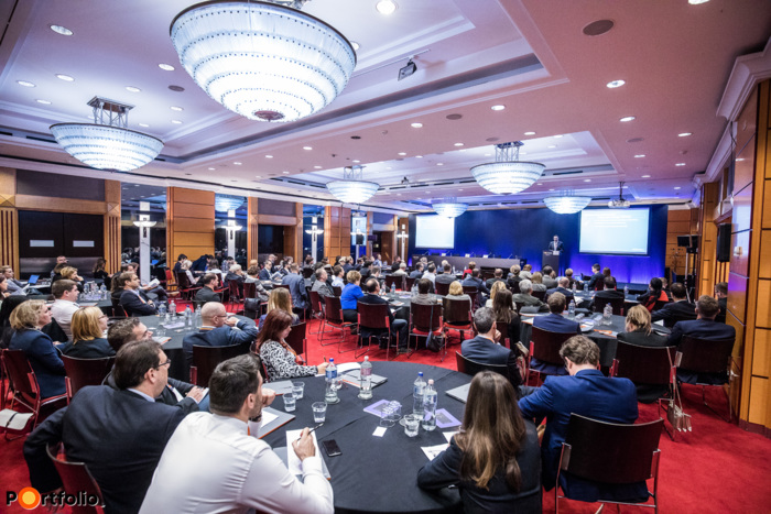 Csaknem 150 fő részvételével került megrendezésre a Portfolio Private Health Forum 2017