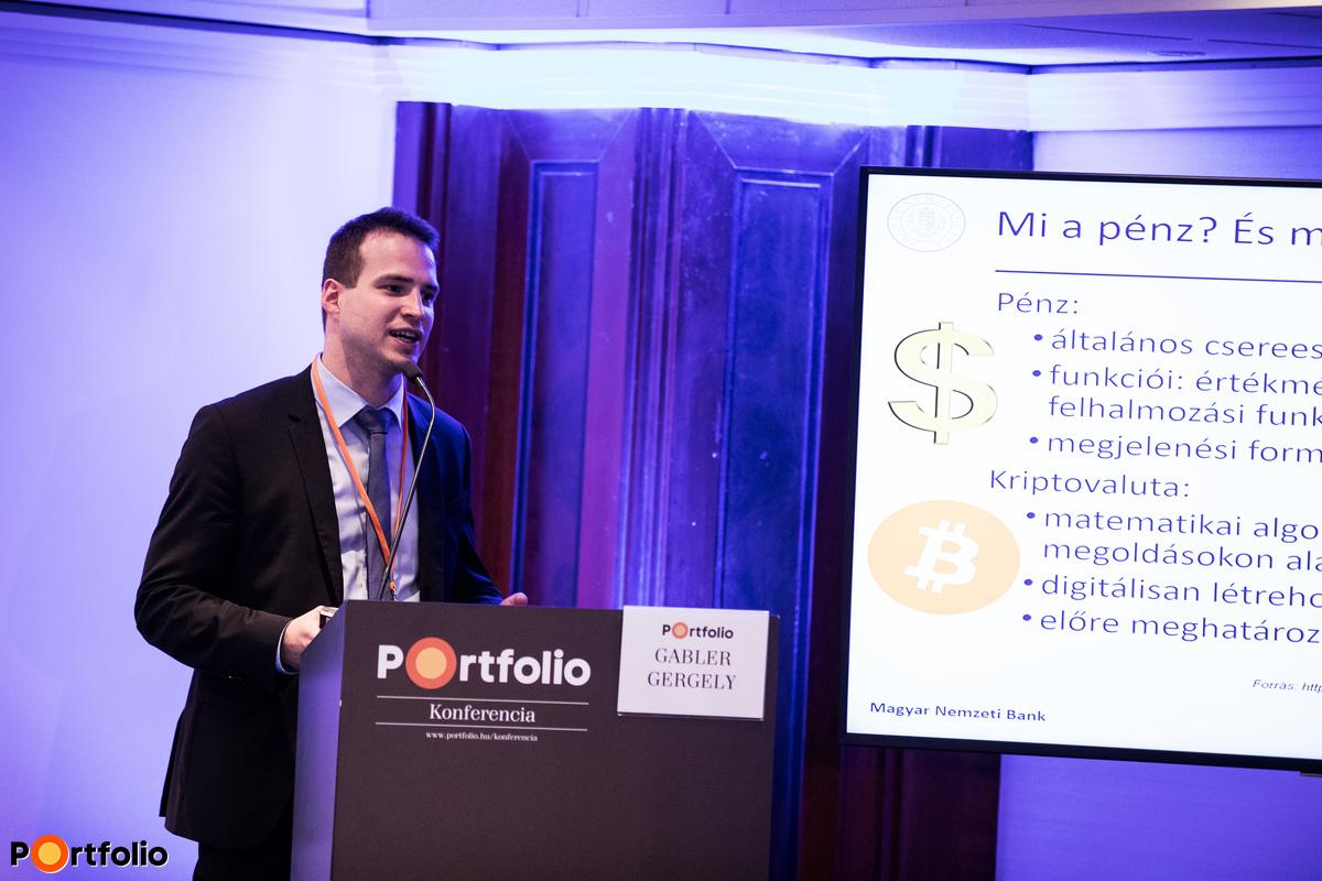 Gabler Gergely (igazgató, Magyar Nemzeti Bank, Speciális kompetencia igazgatóság): Alternatív befektetések Magyarországon – mit lát a Felügyelet?