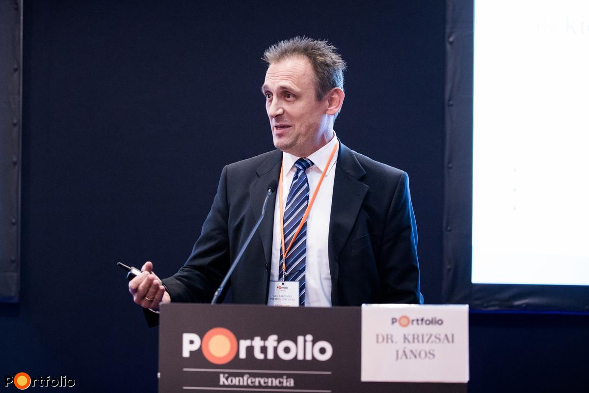 Dr. Krizsai János (marketing vezető, K&H lakossági prémium szegmens): Piacvezető megoldások 5 percben: Nyugdíj-előtakarékossági Számla (NYESZ)