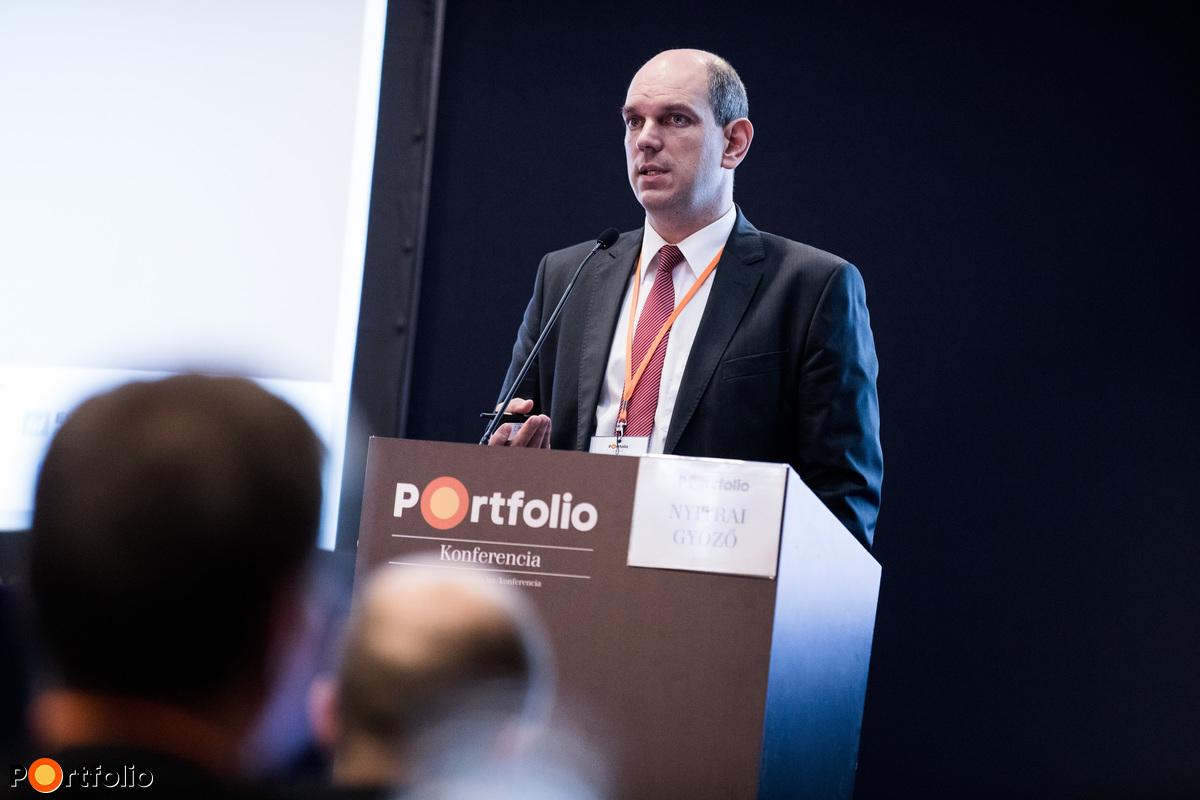 Nyitrai Győző (Megtakarítási Szolgáltatások Főosztályának igazgatója, OTP Bank Nyrt.): Piacvezető megoldások 5 percben: Nyugdíj-előtakarékossági Számla (NYESZ)
