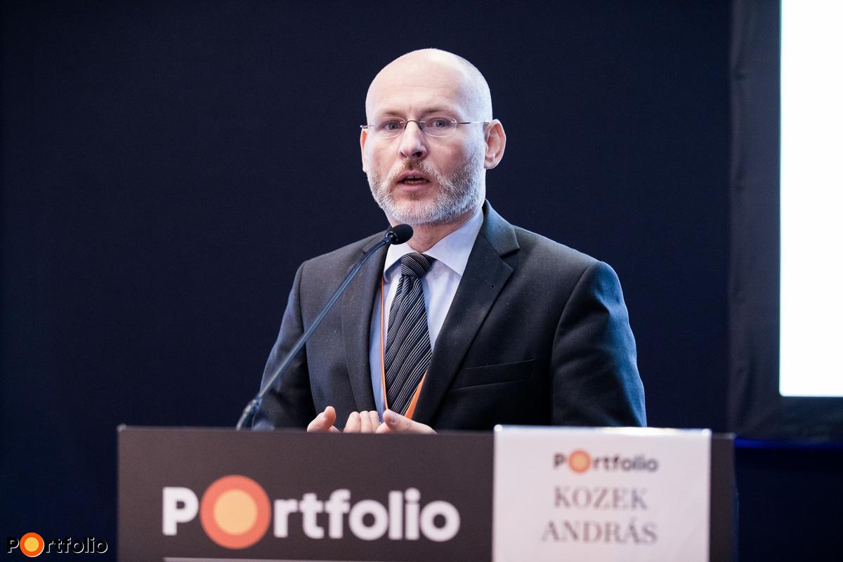 Kozek András (vezérigazgató-helyettes, igazgatósági tag, Allianz Hungária Biztosító): A nyugdíjcélú megtakarítási lehetőségek bemutatása