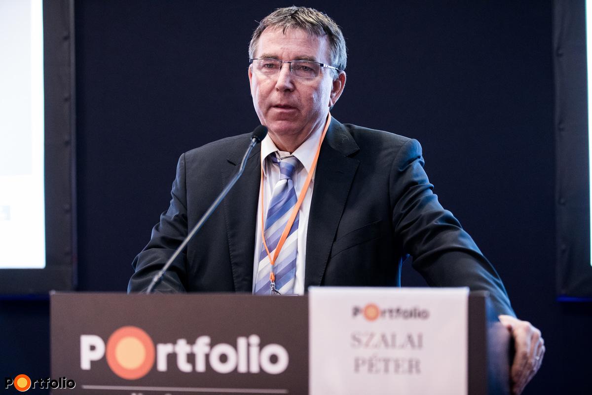 Szalai Péter (ügyvezető, PEND Consulting Kft.): A nyugdíjcélú megtakarítási lehetőségek bemutatása