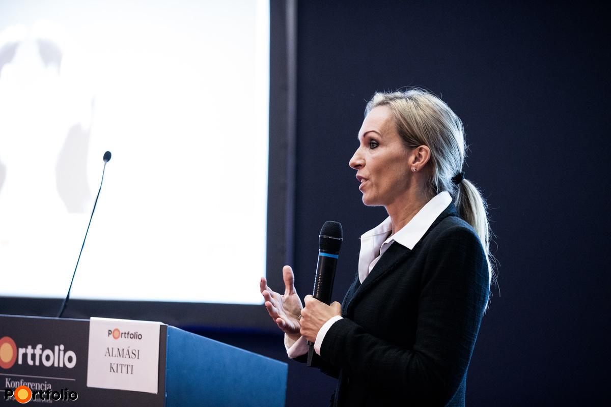 Almási Kitti (klinikai szakpszichológus, író, előadó): Öngondoskodás kicsit másképp: önmegvalósítás és önszeretet