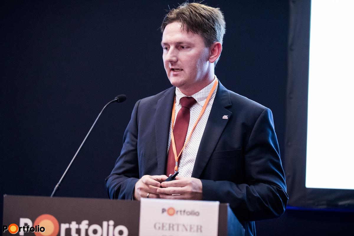 Gertner Csaba (megtakarítási személybiztosítás termékfejlesztési csoportvezető, Generali Biztosító Zrt.): Piacvezető megoldások 5 percben: Nyugdíjbiztosítás