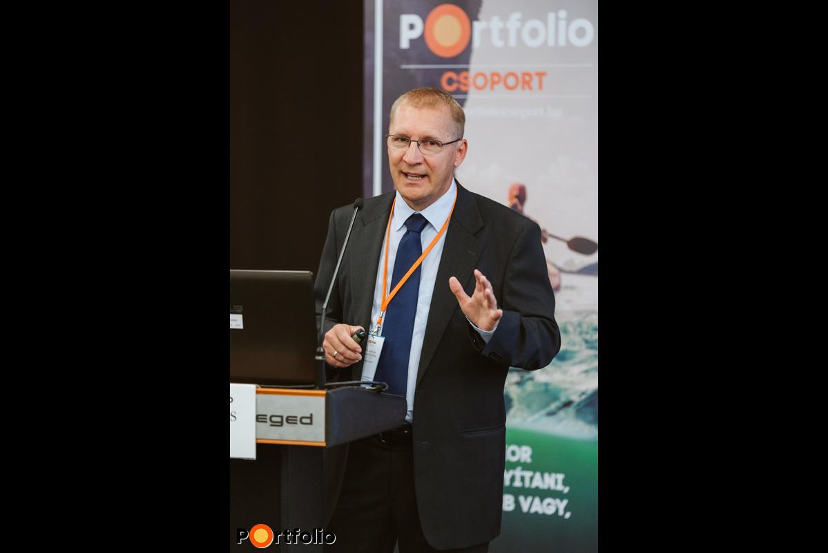 Kerekes Andor (szenior szakmai támogató, Magyar Fejlesztési Bank)