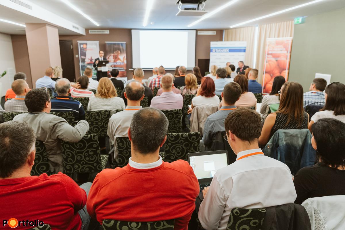 Dübörög a kedvezményes KKV finanszírozás! Szeged 2017