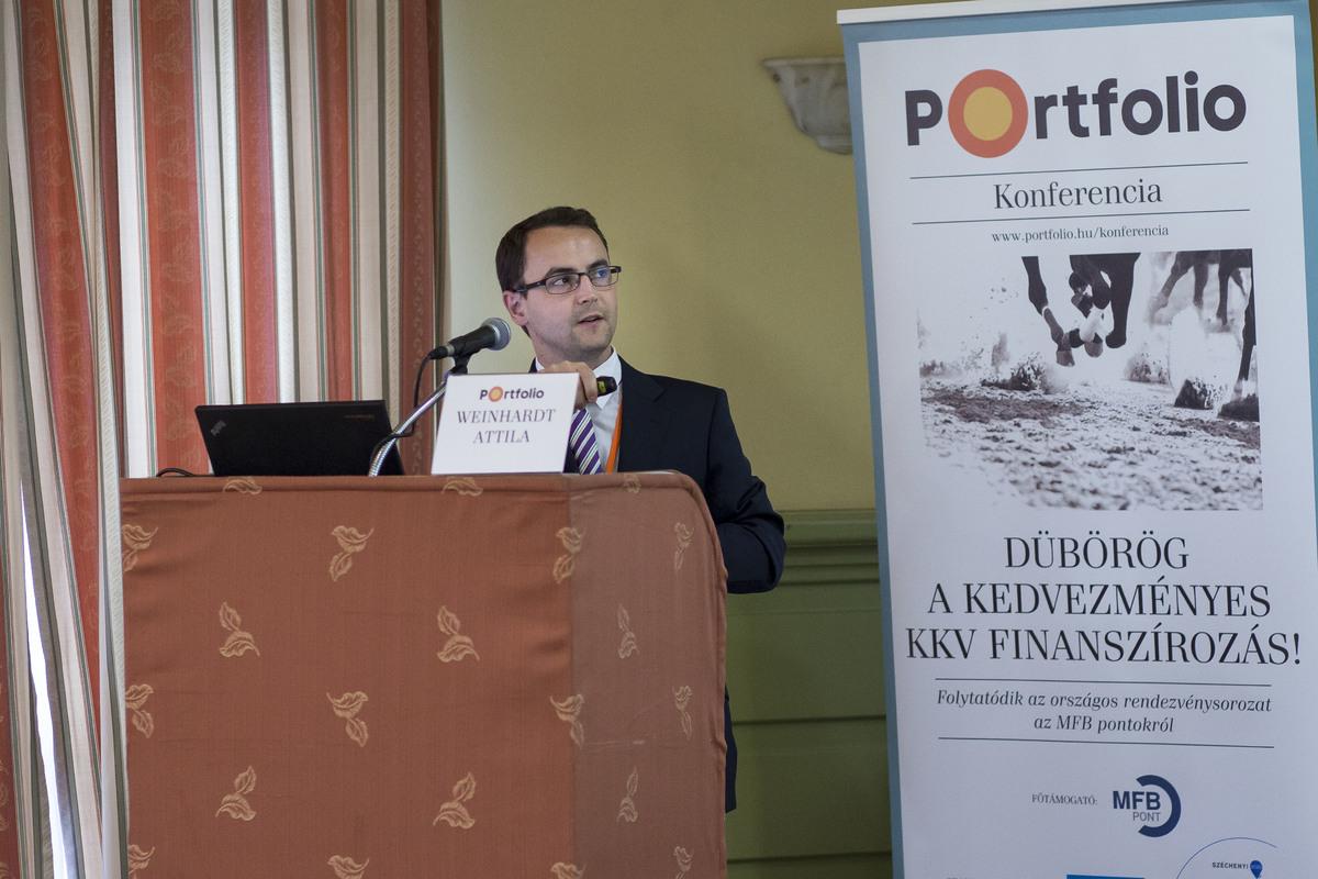 Weinhardt Attila (vezető elemző, Uniós Források rovatvezető, Portfolio): Az EU-s visszatérítendő pénzügyi eszközök alakulása Magyarországon és a jövőbeli kilátások