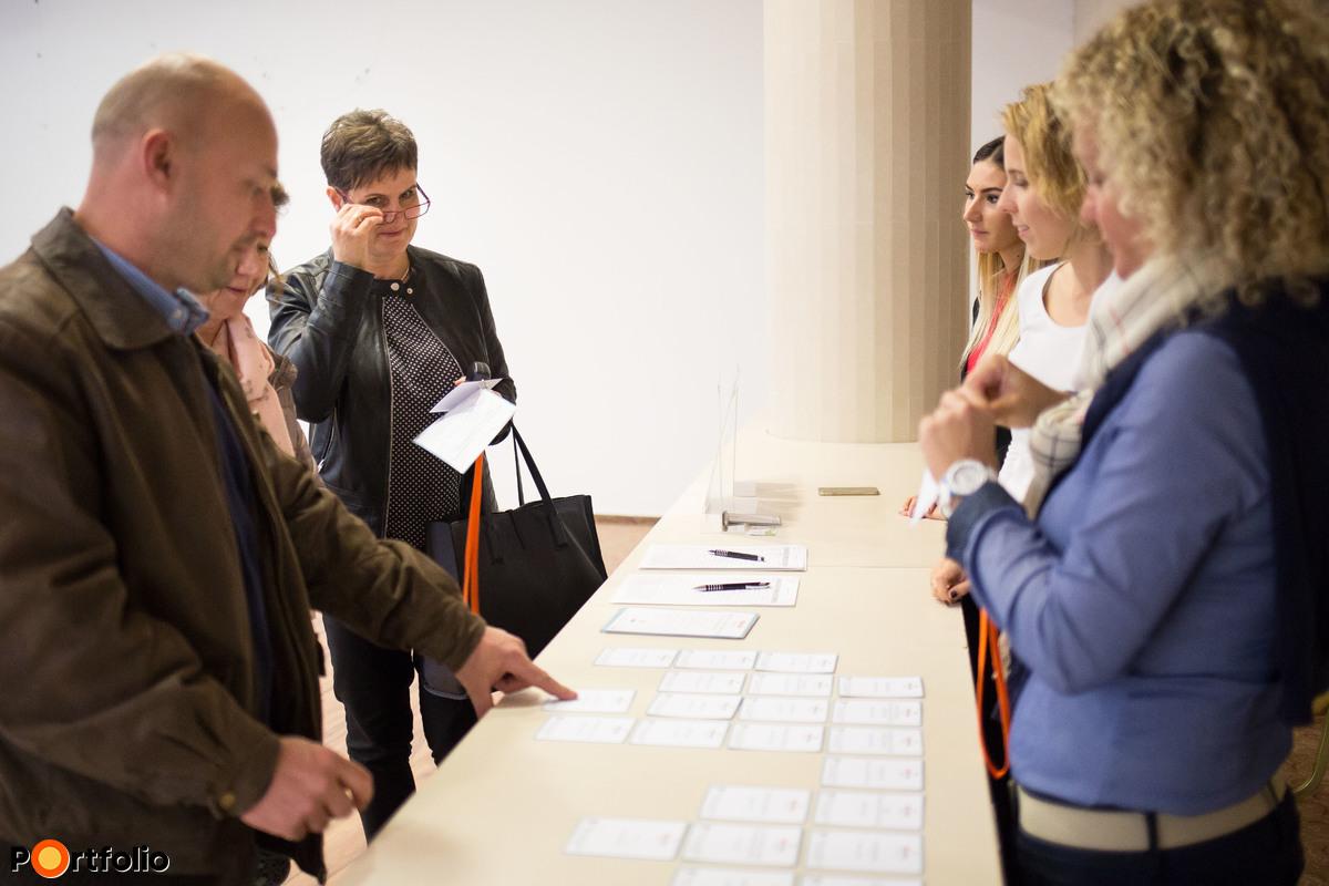 Dübörög a kedvezményes KKV finanszírozás! Pécs 2017
