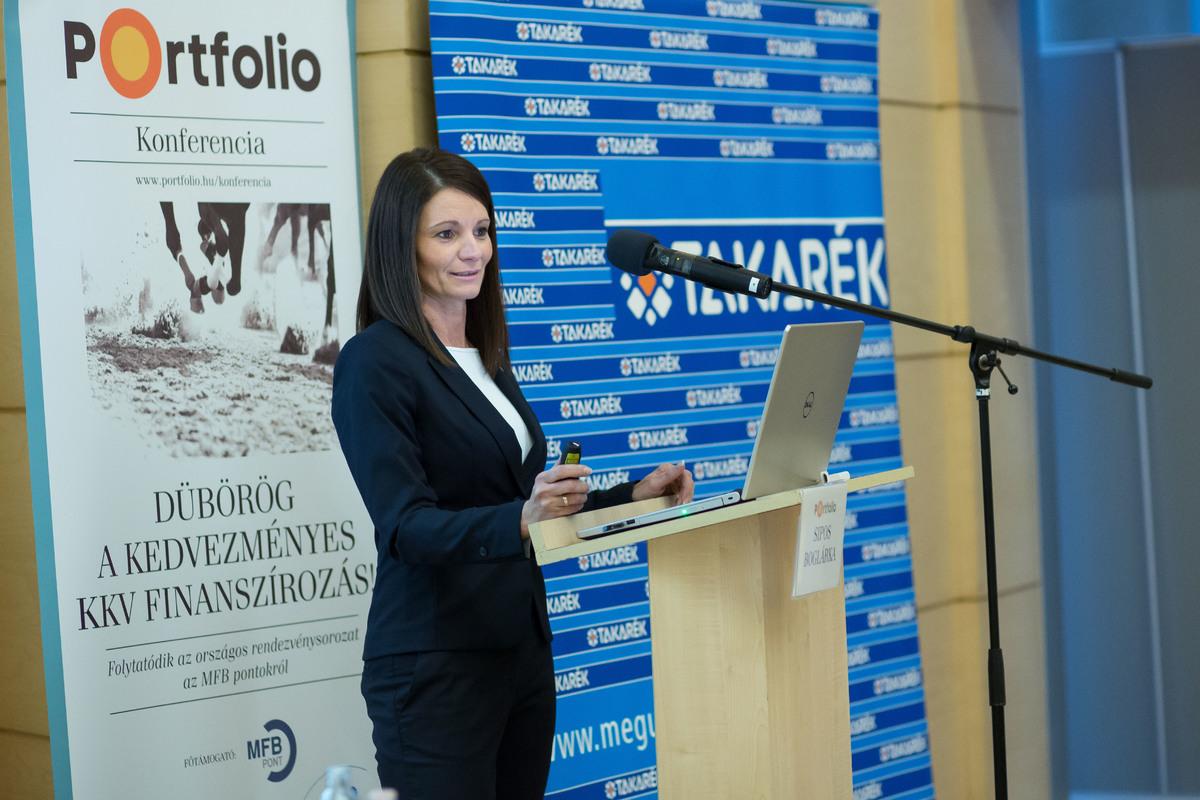 Sipos Boglárka (vállalati üzletági igazgató, Tiszántúli Takarék): Ügyintézés a mindennapokban - Gyakorlati tanácsok
