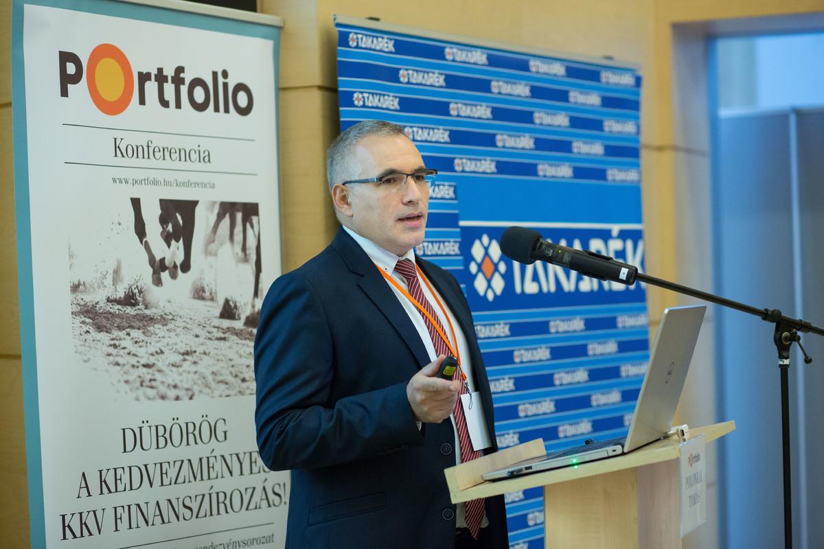 Polonkai Tamás (szenior szakmai támogató, MFB - Magyar Fejlesztési Bank): Uniós támogatások elérhetősége és folyamata az MFB Pontokon