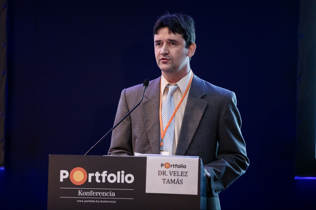 dr. Tamás Velez (Deputy Head of Department, Department for Green Economy Development, Ministry of National Development): The state of renewable energy and energy efficiency