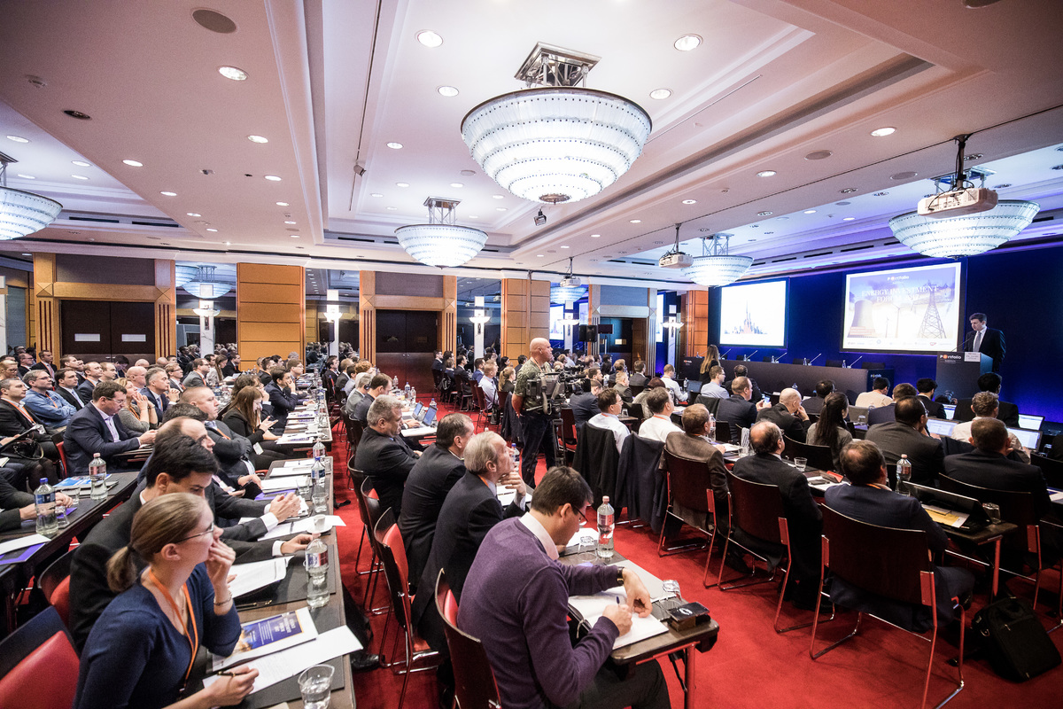 Near 200 participants attended the Portfolio Energy Investment Forum 2017 (Sofitel Hotel, 2017.11.07)
