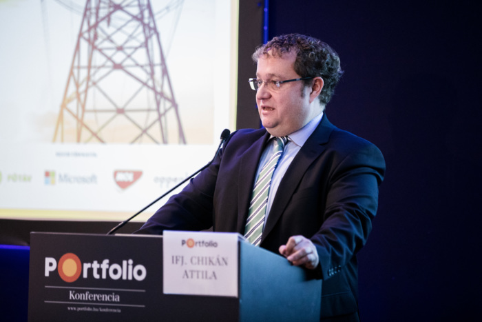 ifj. Attila Chikán (vezérigazgató, ALTEO Group): Climate protection and sustainability gaining importance in Hungary's energy supply