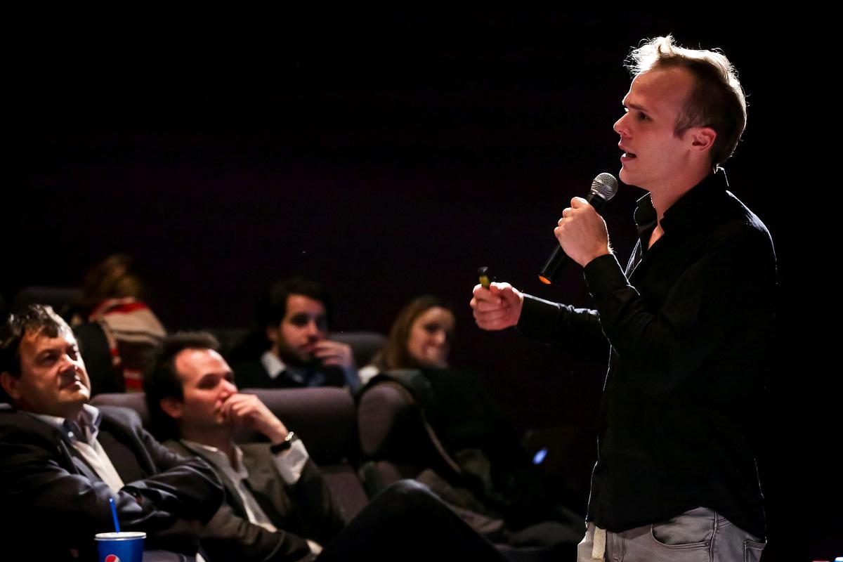 Szirmai Gergely (videóblogger, filmkritikus)