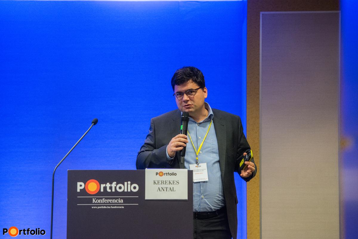 Kerekes Antal (partner, PricewaterhouseCoopers Magyarország Kft.): Panelfelvezető előadás