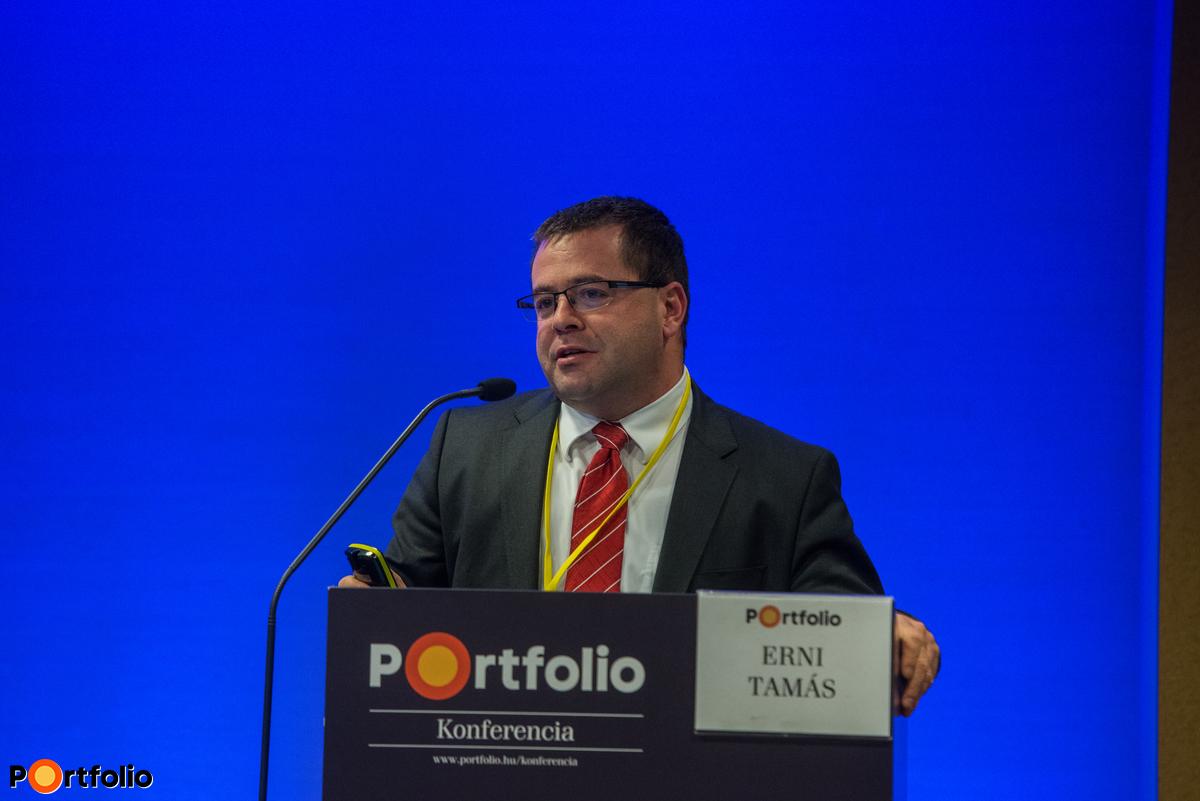 Erni Tamás (vezérigazgató, Loxon Solutions): A fintech szerepe a hitelezésben gyakorlati példákon keresztül