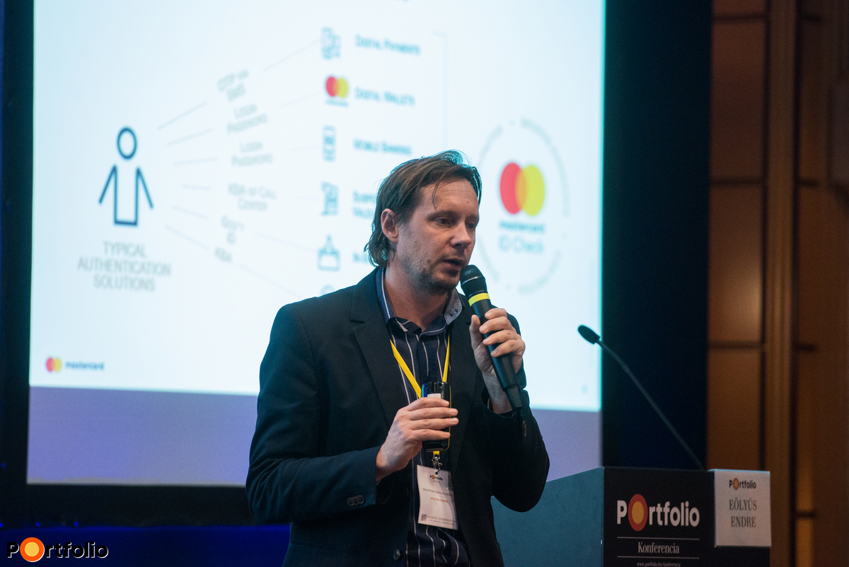 Endre Eölyüs (Director, MasterCard Europe): One of the most important rule of PSD2: Strong customer authentication