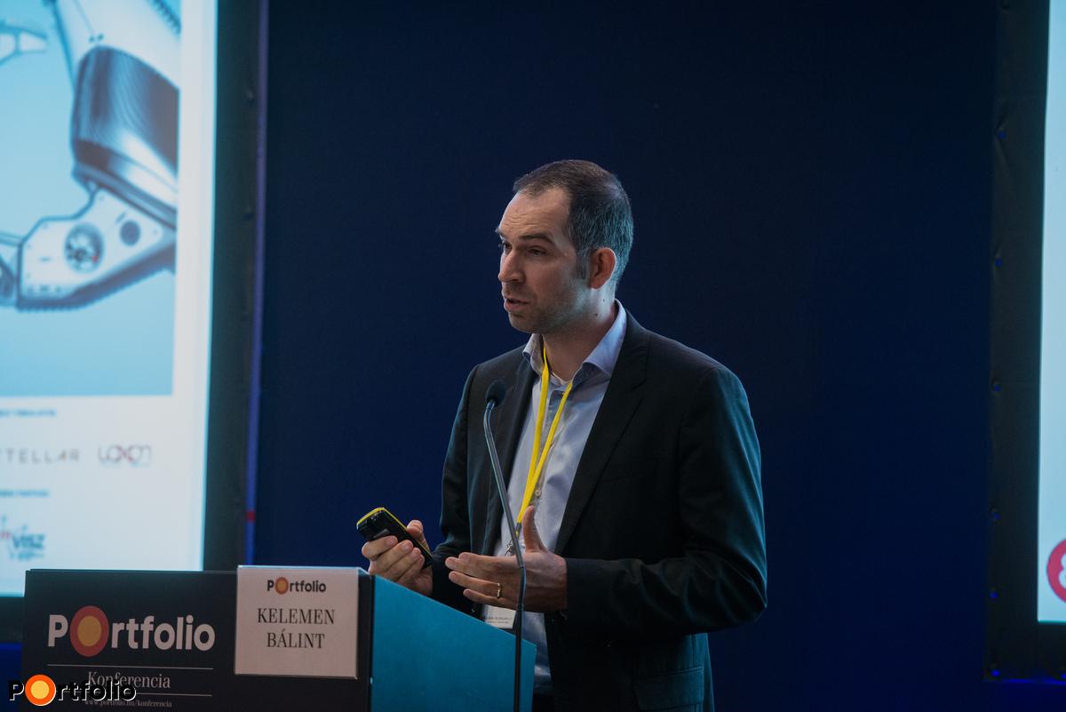 Kelemen Bálint (IT vezető, Budapest Bank): Alternatív fizetési megoldások a magyar piacon